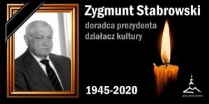 Zygmunt Stabrowski nie żyje