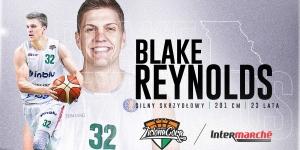 Blake Reynolds zawodnikiem Stelmetu Enei BC!