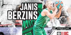 Janis Berzins zawodnikiem Stelmetu Enei BC