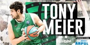 Tony Meier zostaje w Zielonej Górze!