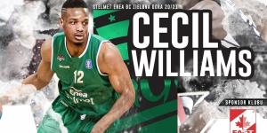 Cecil Williams zawodnikiem Stelmetu Enei BC!