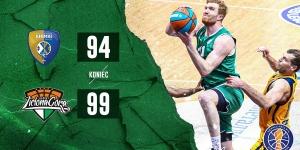 Historyczne zwycięstwo Enei Zastalu BC. Khimki pokonane