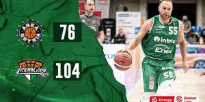 25. zwycięstwo Enei Zastalu BC w PLK
