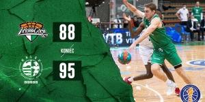 Koniec serii w lidze VTB - Kalev lepszy od Enei Zastalu BC