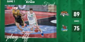 Enea Zastal BC prowadzi w finale EBL 1:0!