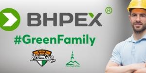 #GreenFamily - BHPEX