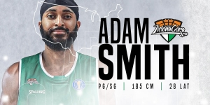 Adam Smith zawodnikiem Enei Zastalu BC