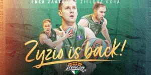 Zyzio is back!
