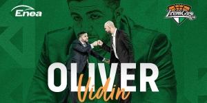 Oliver Vidin trenerem Enei Zastalu BC Zielona Góra