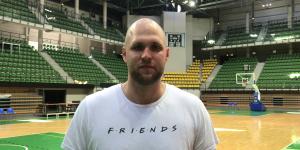 Karnowski: Zrobię wszystko, aby drużyna wygrywała