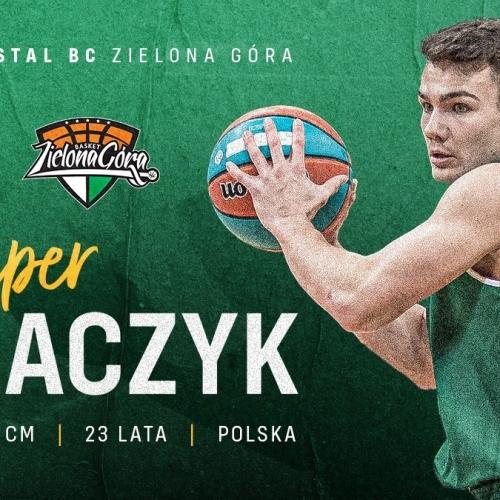 Kacper Traczyk zostaje z nami!