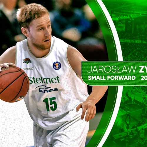 Jarosław Zyskowski w Stelmecie Enea BC!