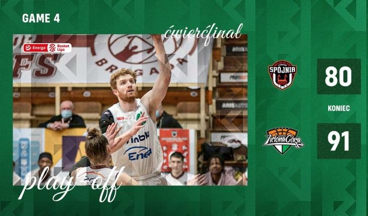 Enea Zastal BC w półfinale Energa Basket Ligi