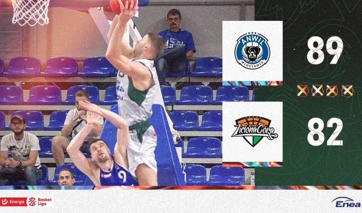 Pierwsza porażka w Energa Basket Lidze