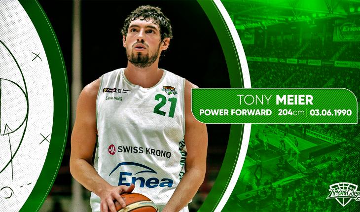 Tony Meier zagra w Zielonej Górze!