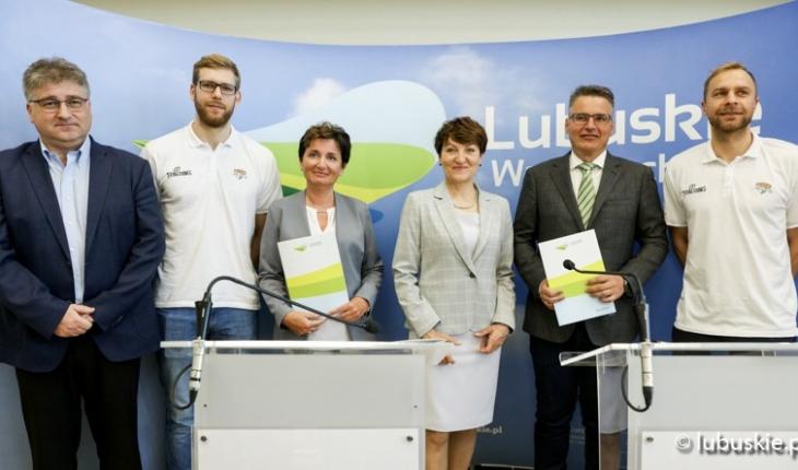Samorząd wspiera lubuski sport!